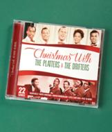 Christmas With The Platters and The Drifters CD