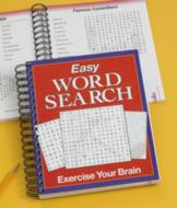 Easy Word Search Puzzle Book