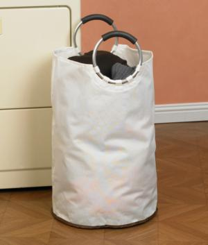 Portable Self-Standing Laundry Bag
