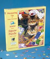 Measuring Up Cat Puzzle - 1,000 Pcs.
