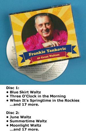 Frankie Yankovic - 2-CD Set