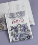 To My Very Special Friend Gift Book