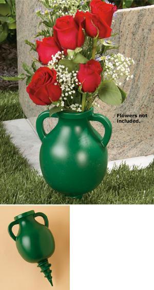Garden/Cemetery Vase