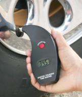 Talking Tire Pressure Gauge