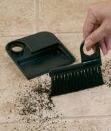 Compact Mini Broom and Dustpan
