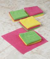 Microfiber Cleaning Cloths - Pkg. of 12