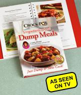Crock-Pot Dump Meals Cookbook