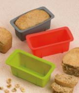 Mini Loaf Pans - Set of 3