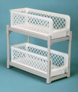 2-Tier Basket Drawers
