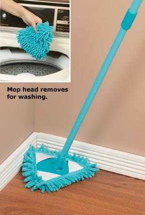 Microfiber Bathroom Mop