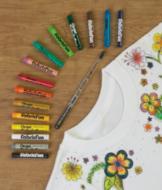 Pentel Arts Fabric Fun Kit