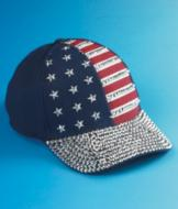 Stars 'n' Stripes Ball Cap