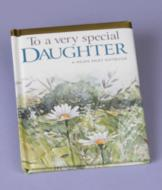 To a Very Special Daughter Book