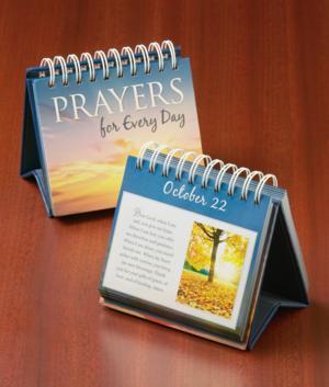 Prayers for Every Day Desk Calendar