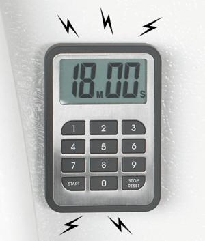 Magnetic Digital Kitchen Timer