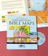 Then and Now Bible Maps Book