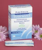 Tush Wipes - Pkg. of 24