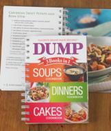 3-in-1 Dump Recipes Cookbook