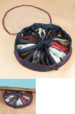 12-Pocket Shoe Organizer
