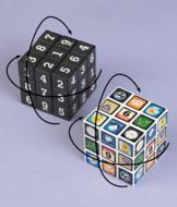 Cube Puzzle - I cube