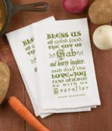 Irish Blessing Hand Towels - Set of 2