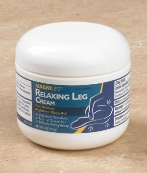 Relaxing Leg Cream - 4-oz.