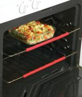 Oven Rack Edge Guards - Set of 2