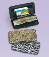 Aluminum RFID Wallet - Each