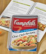 Campbell's One-Dish Recipes Book