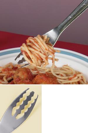 Spaghetti Forks - Set of 4