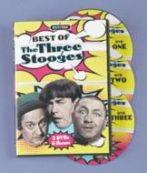 Best of the Three Stooges - 3-DVD Set