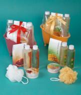 Spa Gift Set - Pomegranate