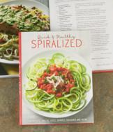 Spiralized Recipe Book