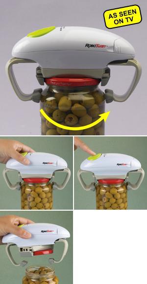 RoboTwist Jar Opener