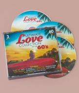 Ultimate Love Collection of the 60's - 3-CD Set