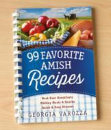 99 Favorite Amish Recipes - Georgia Varozza