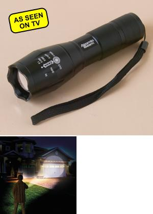 Atomic Beam USA Tactical Flashlight