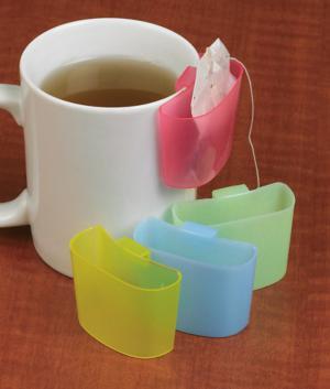 Tea Bag Clips - Set of 4