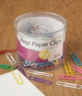 Jumbo Paper Clips - Set of 200