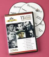 Classic Hollywood Movies - 3-DVD Set