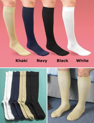 Compression Socks - Women's Sizes 9-11 Pair