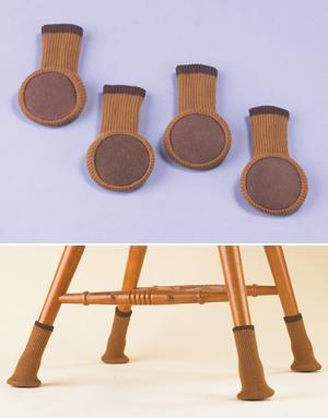 Furniture Leg Booties - Set of 4