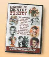 Legends of Country Comedy DVD