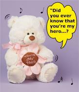 You're My Hero Bear