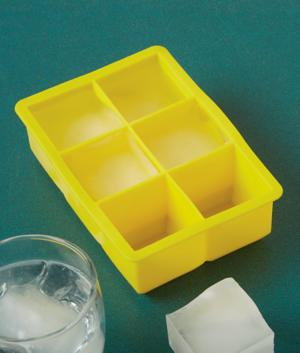 Jumbo Ice Cube Tray & Jumbo Ice Cube Tray - Storage and Containers - Kitchen - Starcrest