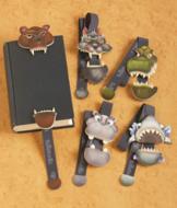 3-D Teethmarks Bookmark - Each