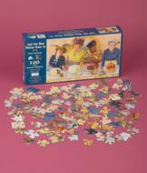 Blue Ribbon Puzzle