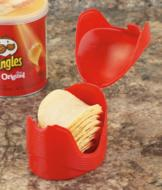 Crushproof Pringles Container