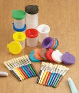 Paint Cups - Set of 10