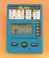 Slot Hand-Held Game